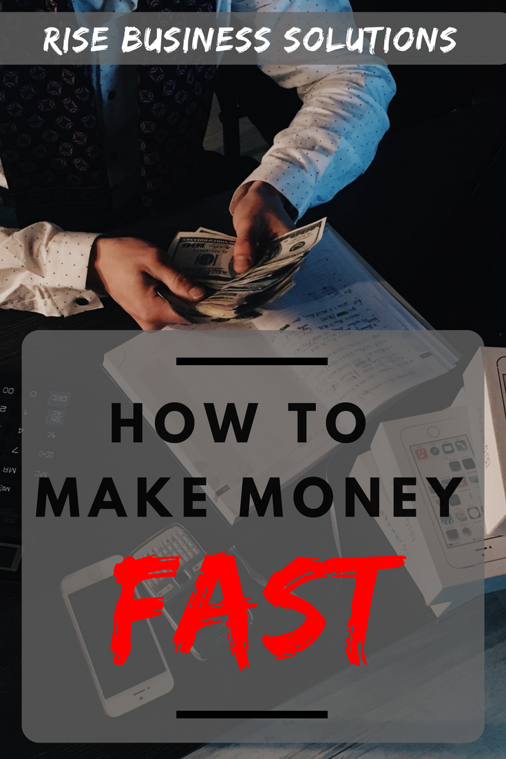 How to make MONEY Fast.