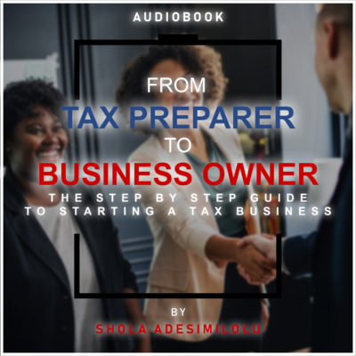 From Tax Preparer to Business Owner Audiobook Cover