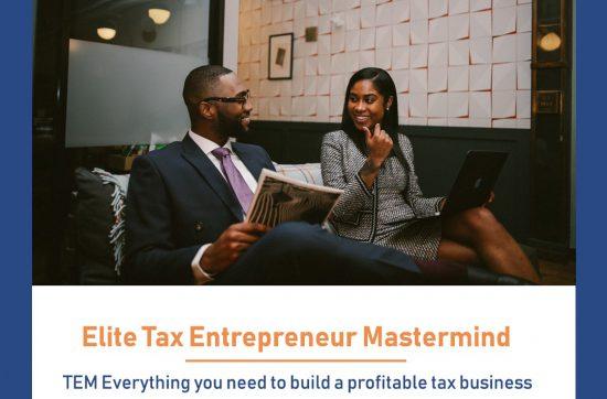 Tax Entrepreneur Programme