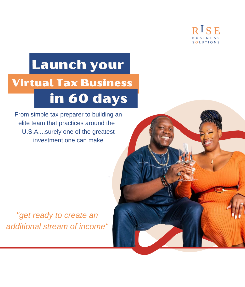 How to Start your Virtual Tax Business in 60 days