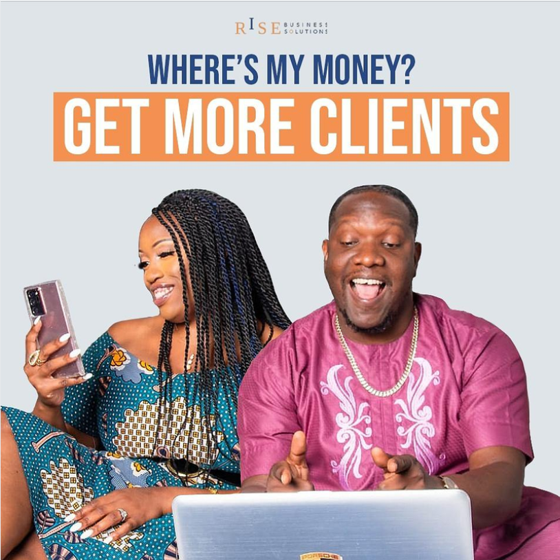 Where's my Money?? Get More Clients