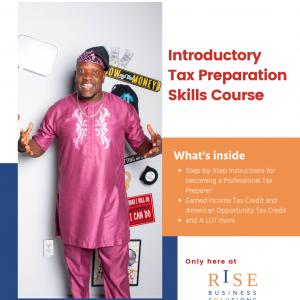 Introductory Tax Preparation Skills