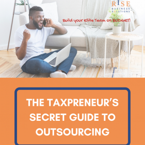 The Taxpreneur's Secret  Guide to Outsourcing